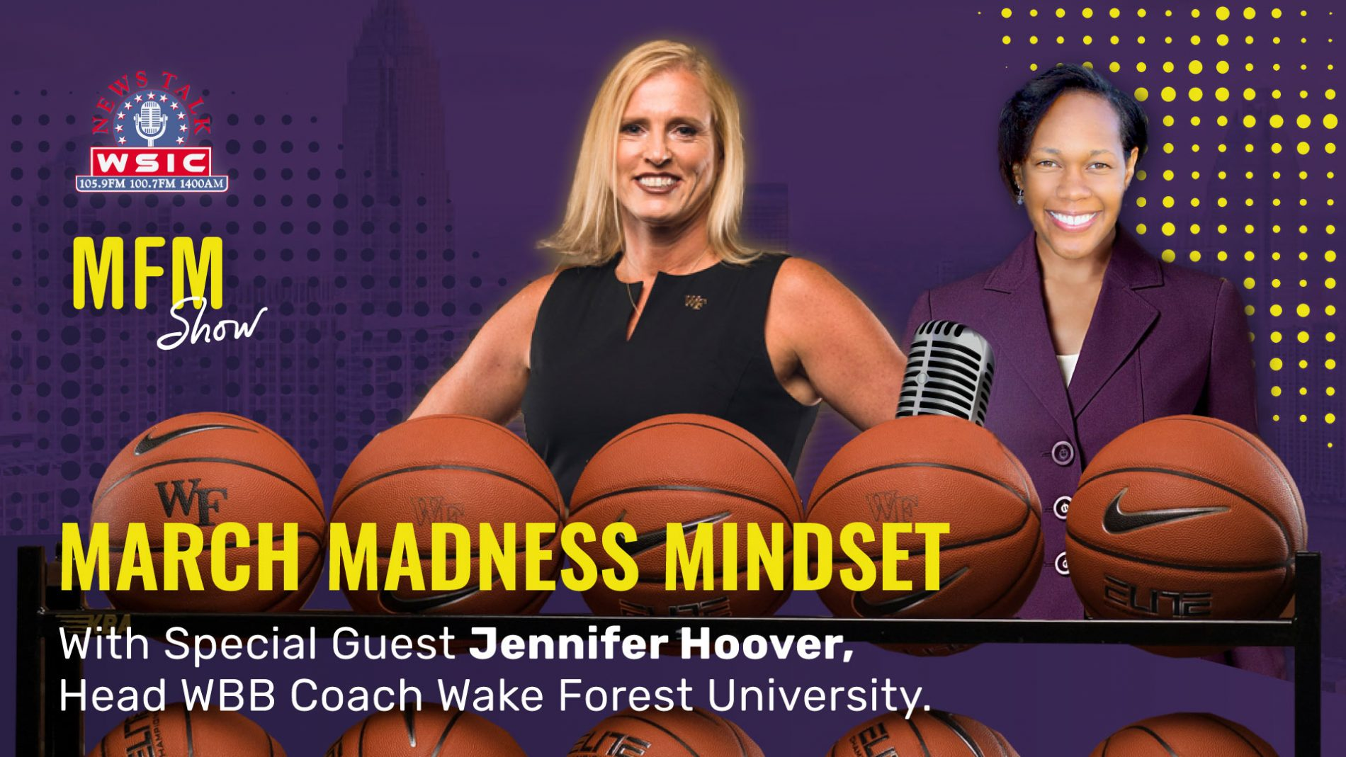 March Madness Mindset with Jennifer Hoover